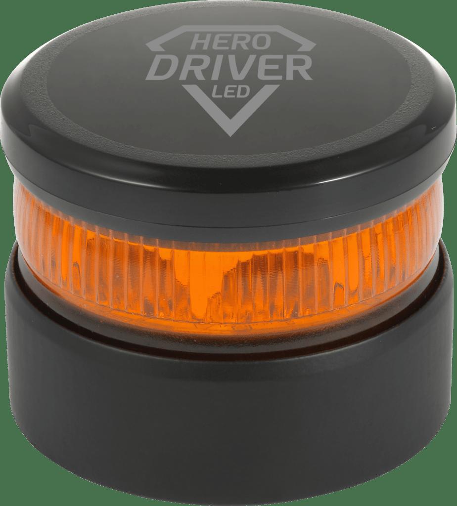 Baliza de emergencia LED V16 by Ryme Automotive, Hero Driver LED